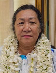 Rosina Chin foo